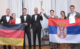 Winners of Prestigious International Project Management Championship 2018 – German and Serbian Teams