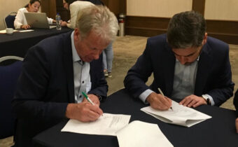 32nd World Congress in México – Signed Three Documents