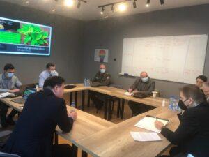 Prvi sastanak Programskog odbora